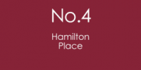 No4 Hamilton Place Logo