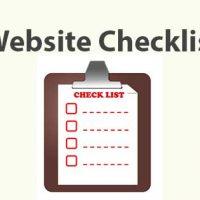 Marketing Grin - Website Development Checklist